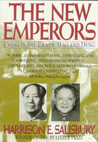 9780380720255: New Emperors: China...