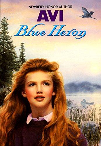 9780380720439: Blue Heron