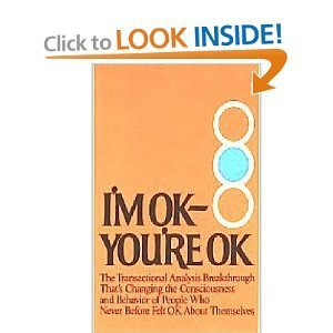 9780380720552: I'm Ok - You're Ok
