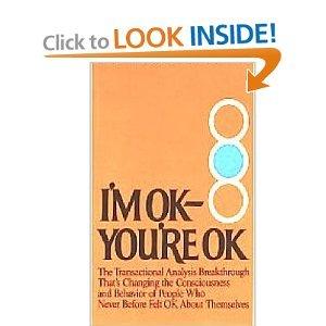 9780380720552: I'm Ok - You're Ok