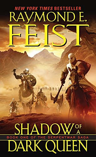9780380720866: Shadow of a Dark Queen (The Serpentwar Saga, Book 1)