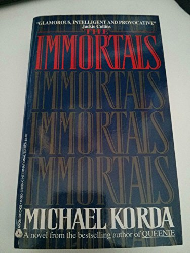 9780380720996: The Immortals: A Novel