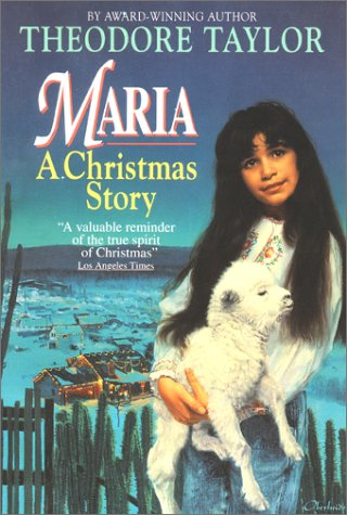 9780380721207: Maria, a Christmas Story (An Avon Camelot Book)