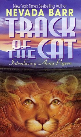 Track of the Cat (Anna Pigeon): Barr, Nevada