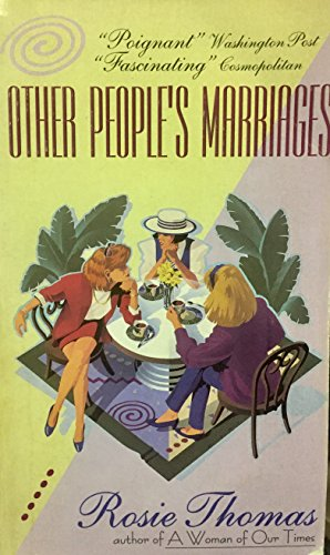 9780380722389: Other People's Marriages