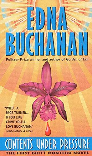 Contents Under Pressure (Avon Twilight Mystery) (1st in Britt Montero Mystery series): Buchanan, ...