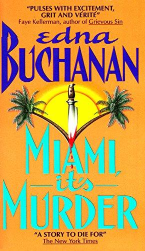 9780380722617: Miami, It's Murder (Britt Montero Mysteries)
