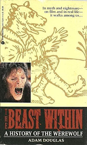 9780380722648: The Beast Within/a History of the Werewolf