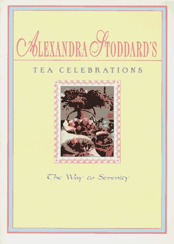 Tea Celebrations: Stoddard, Alexandra