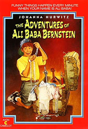 9780380723492: The Adventures of Ali Baba Bernstein