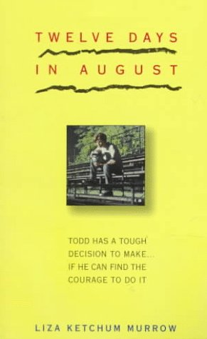 9780380723539: Twelve Days in August