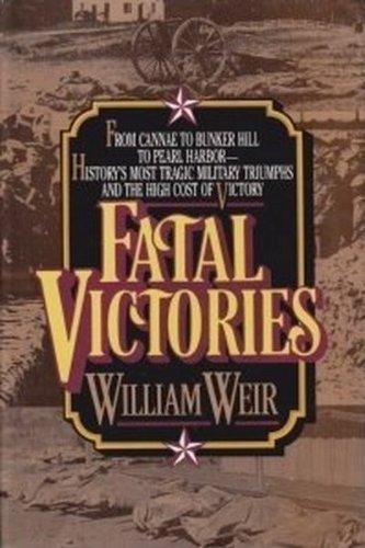9780380723591: Fatal Victories