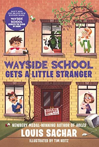 9780380723812: Wayside School Gets a Little Stranger