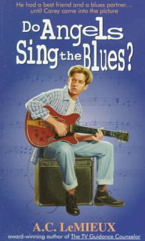 9780380723997: Do Angels Sing the Blues? (An Avon Flare Book)