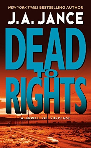 9780380724321: Dead to Rights (Joanna Brady Mysteries, Book 4)