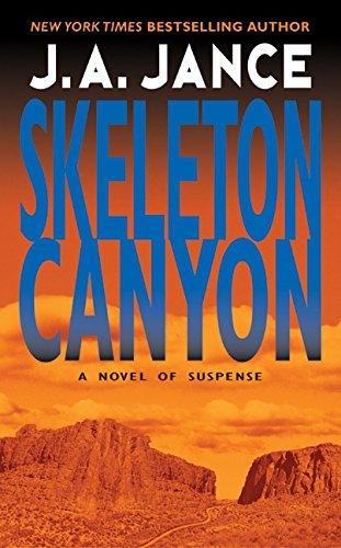 9780380724338: Skeleton Canyon: A Joanna Brady Mystery (Joanna Brady Mysteries)