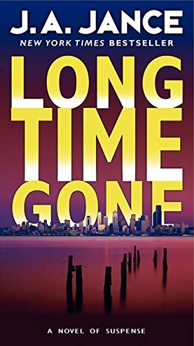 9780380724352: Long Time Gone (J. P. Beaumont Novel)