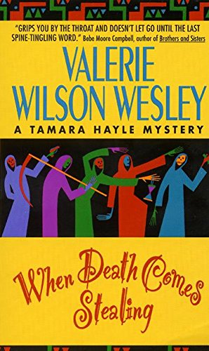 9780380724918: When Death Comes Stealing (Tamara Hayle Mysteries)