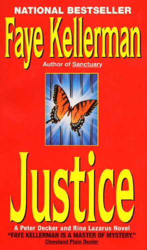9780380724987: Justice (Decker/Lazarus Novels)