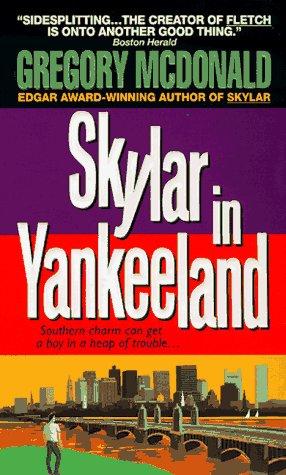 9780380725250: Skylar in Yankeeland: A Mystery