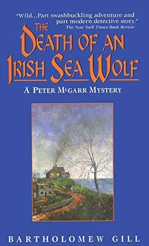 9780380725786: The Death of an Irish Sea Wolf (A Peter McGarr Mystery)