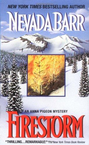 9780380725823: Firestorm (Anna Pigeon)