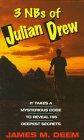 9780380725878: 3 NBs of Julian Drew (An Avon Flare Book)