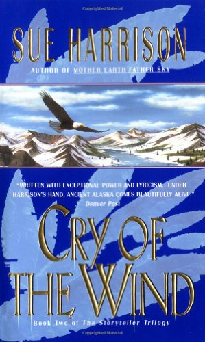 9780380726042: Cry of the Wind (Storyteller Trilogy, Book 2)