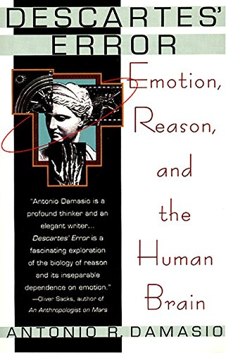 9780380726479: Descartes' Error: Emotion, Reason, and the Human Brain