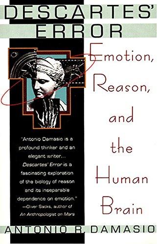 9780380726479: Descartes' Error: Emotion, Reason, and the Human Brain