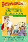 9780380726622: The On-Line Spaceman: And Other Cases (Einstein Anderson, Science Detective)