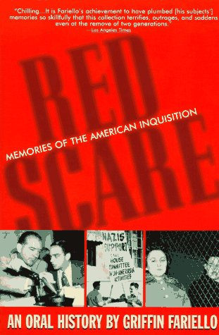 a history of the red scare in american history History major scares up consequences of red scare joseph juknievich '16 was assisting a unh history professor with research for her upcoming unh today rss.