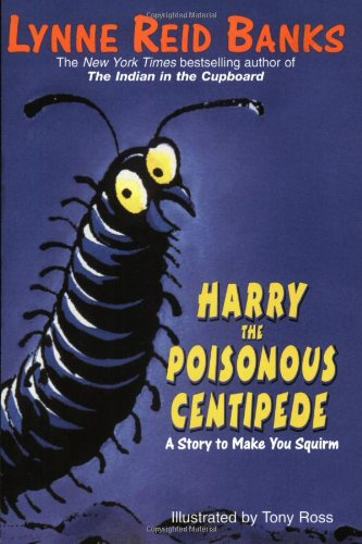 9780380727346: Harry the Poisonous Centipede (An Avon Camelot Book)
