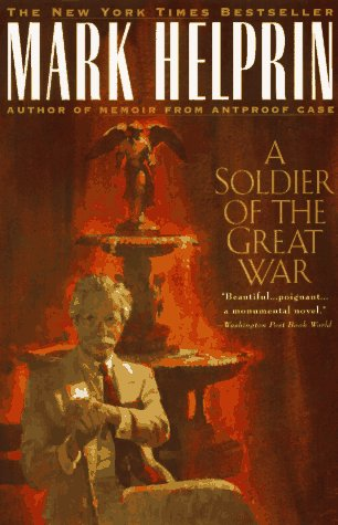 9780380727360: A Soldier of the Great War