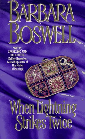 When Lightning Strikes Twice (9780380727445) by Barbara Boswell