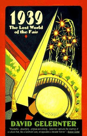 9780380727483: 1939: Lost World of Fair