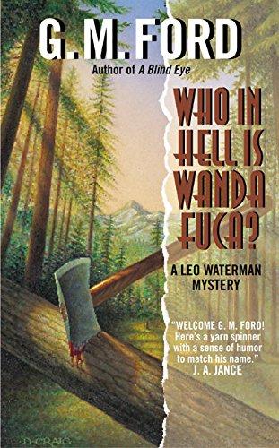 9780380727612: Who in Hell is Wanda Fuca? (A Leo Waterman mystery)