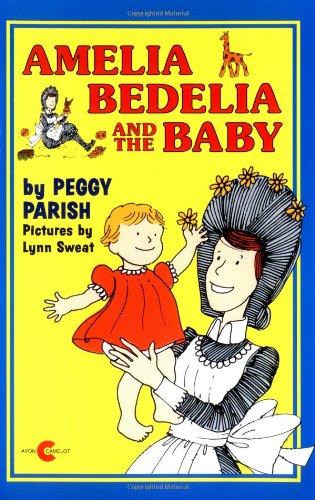 9780380727957: Amelia Bedelia and the Baby