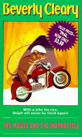 The Mouse and the Motorcycle (0380727994) by Cleary, Beverly