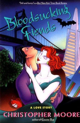 9780380728138: Bloodsucking Friends: a Love Story