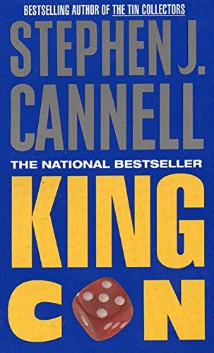 9780380728176: King Con: A Novel