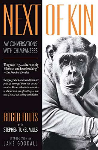 9780380728220: Next of Kin: My Conversations with Chimpanzees