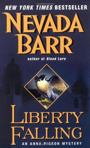 Liberty Falling (Anna Pigeon Mysteries): Barr, Nevada