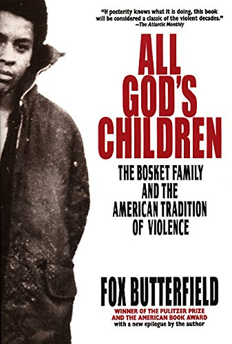 9780380728626: All God's Children: The Bosket Family and the American Tradition of Violence