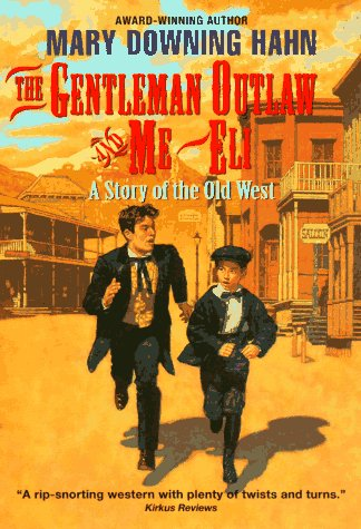 9780380728831: The Gentleman Outlaw and Me--Eli (Avon Camelot Book)
