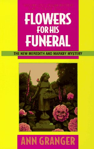 9780380728879: Flowers for His Funeral: A Meredith and Markby Mystery (Meredith and Markby Mysteries)