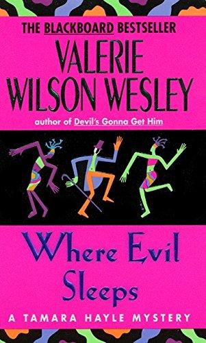 9780380729081: Where Evil Sleeps: A Tamara Hayle Mystery
