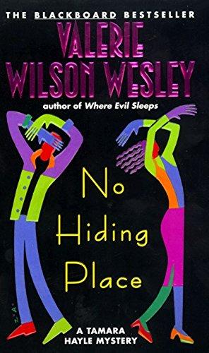 9780380729098: No Hiding Place: A Tamara Hayle Mystery