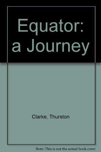 9780380729418: Equator: A Journey