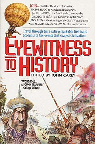 9780380729685: Eyewitness to History